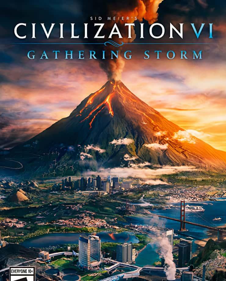 Sid Meier's Civilization VI – Gathering Storm (Epic Games)