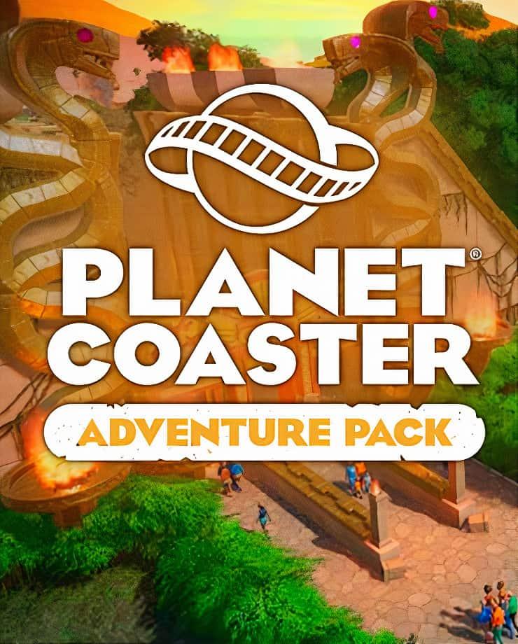 Planet Coaster – Adventure Pack