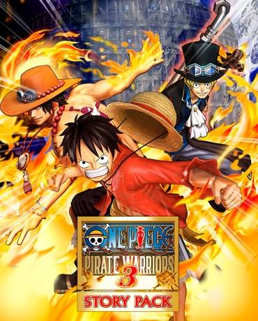 One Piece: Pirate Warriors 3 – Story Pack