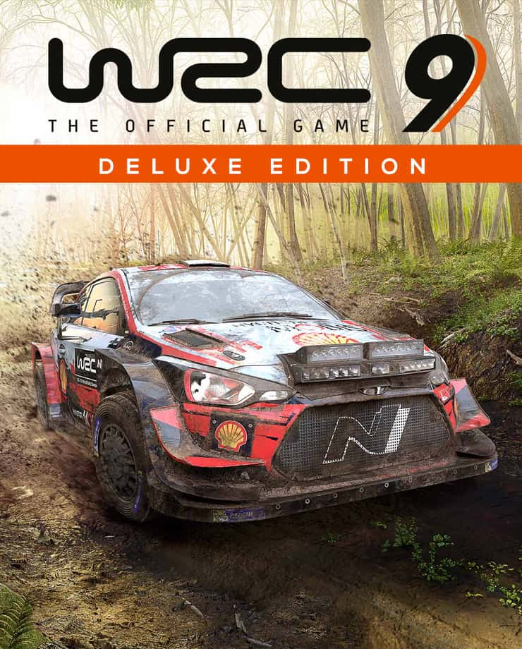 WRC 9 – Deluxe Edition
