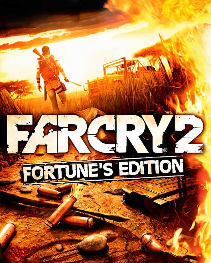 Far Cry 2 – Fortune's Edition