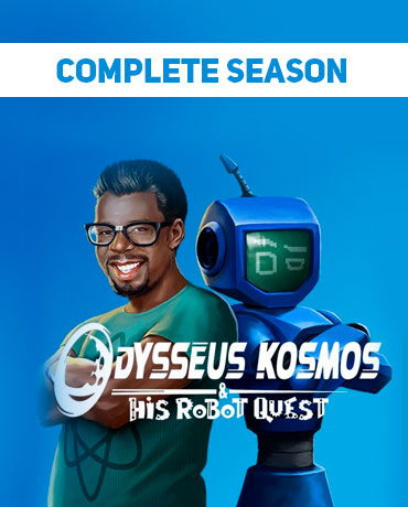 Odysseus Kosmos and his Robot Quest – Complete Season
