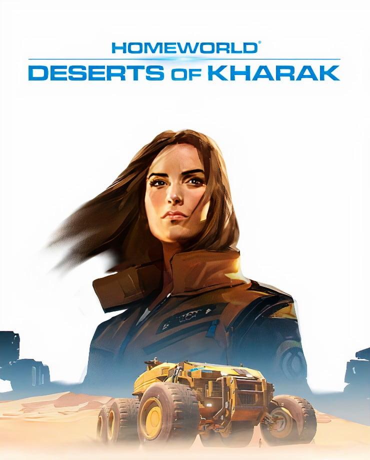 Homeworld – Deserts of Kharak