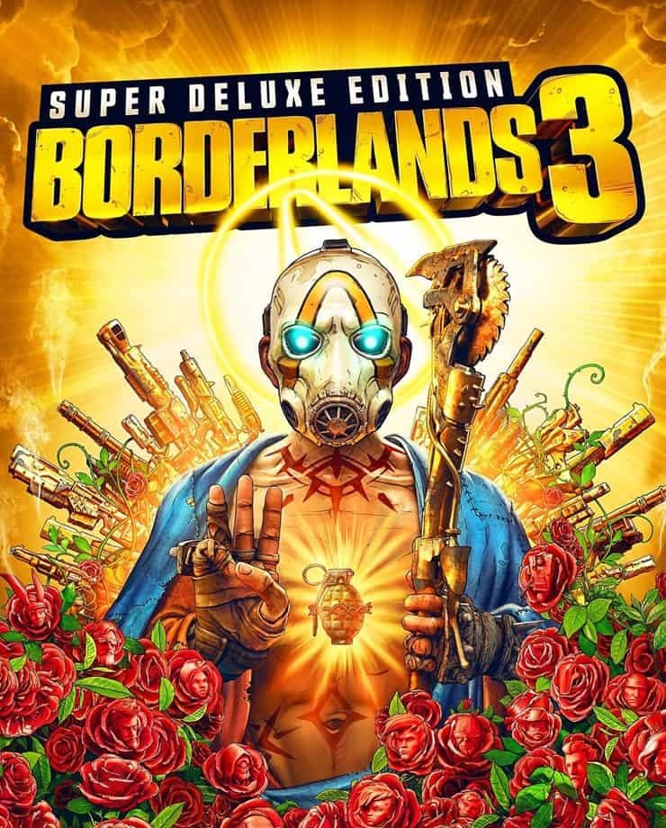 Borderlands 3 – Super Deluxe Edition (Steam)