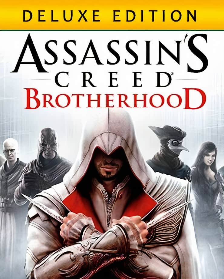 Assassin's Creed Brotherhood – Deluxe Edition