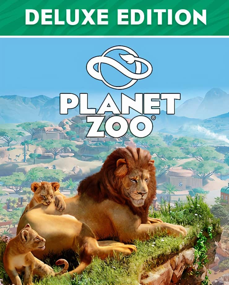 Planet Zoo – Deluxe Edition