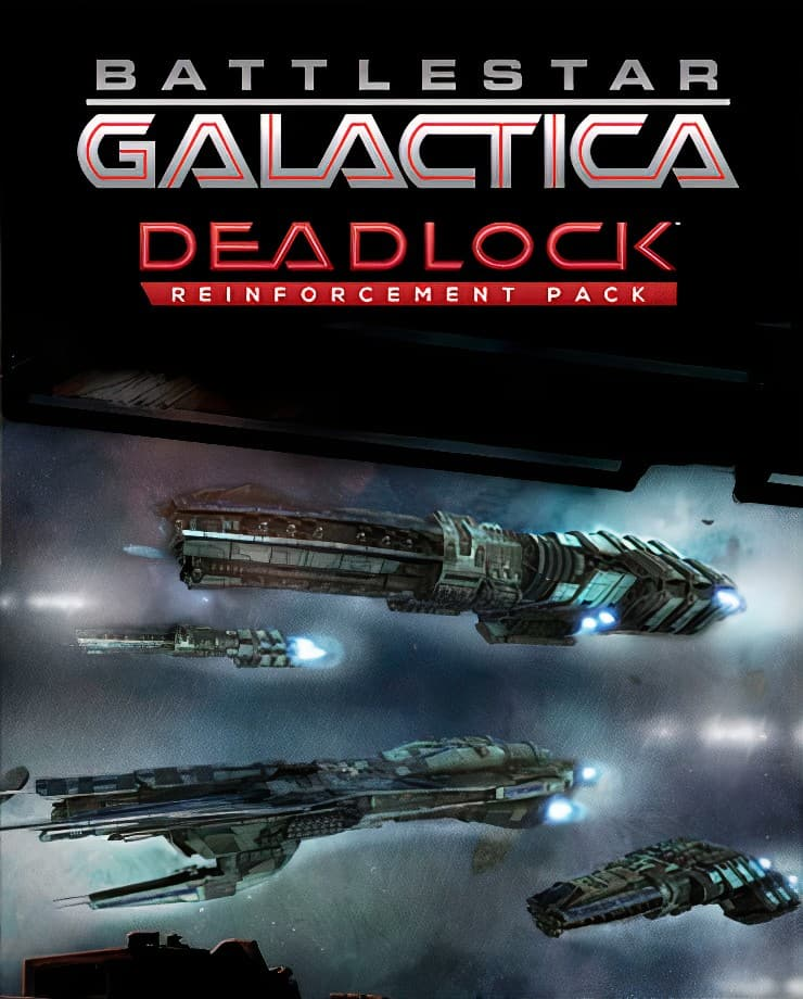 Battlestar Galactica Deadlock – Reinforcement Pack