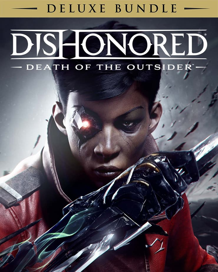 Dishonored: Death of the Outsider – Deluxe Bundle