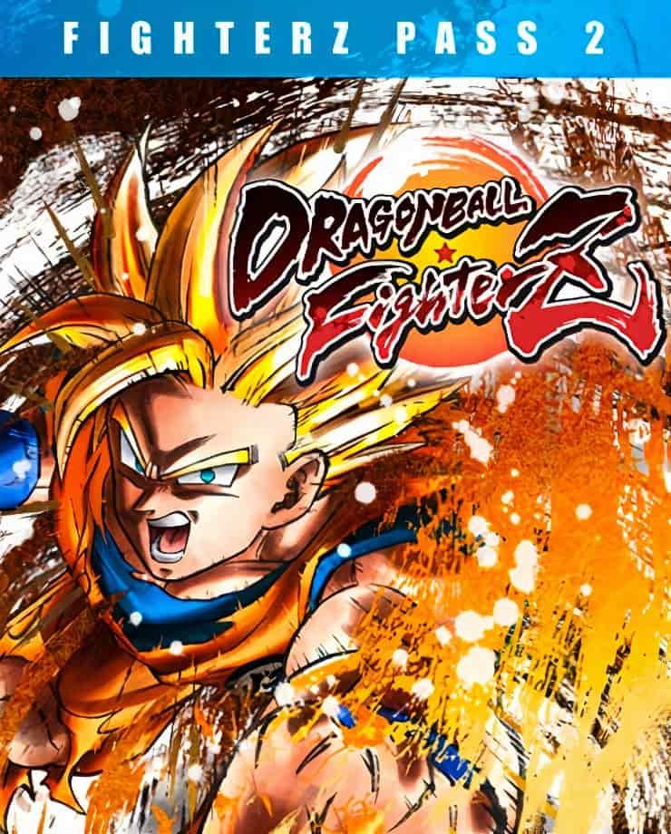 DRAGON BALL FighterZ – FighterZ Pass 2