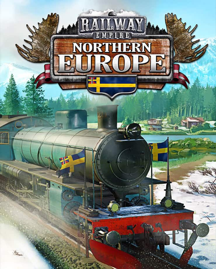 Railway Empire – Northern Europe