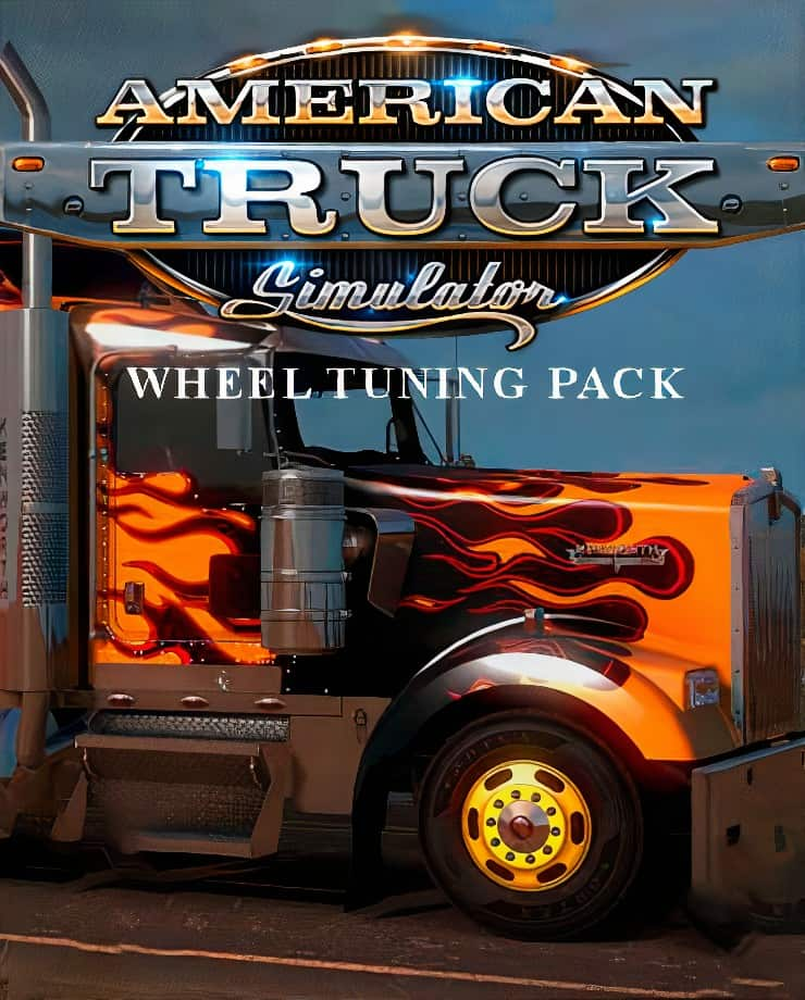 American Truck Simulator – Wheel Tuning Pack