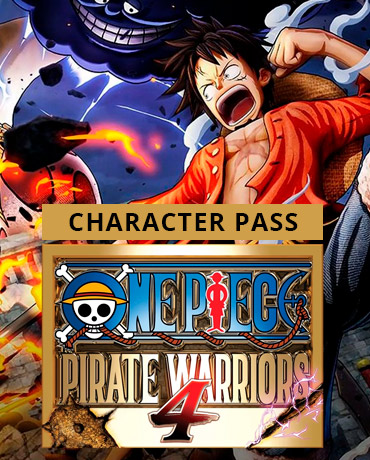 One Piece: Pirate Warriors 4 – Character Pass
