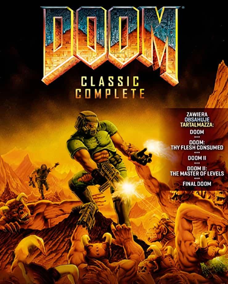 DOOM – Classic Complete