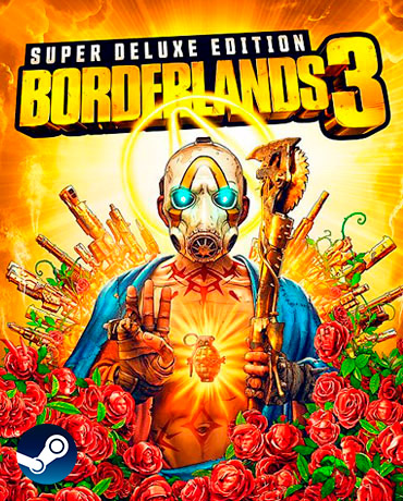 Borderlands 3 – Super Deluxe Edition (Steam)