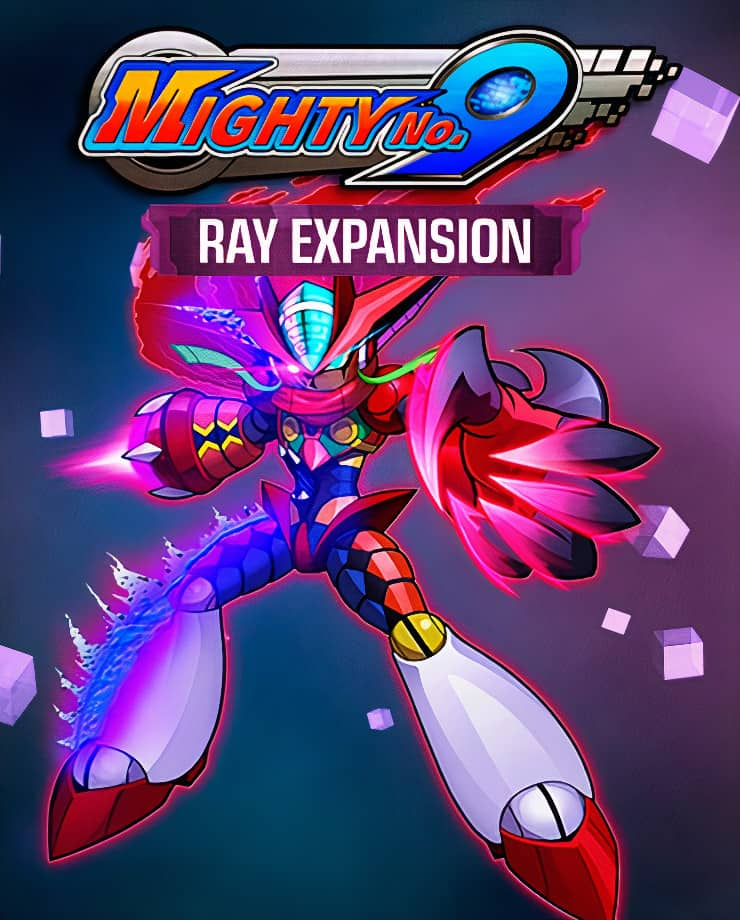 Mighty No. 9 – Ray Expansion