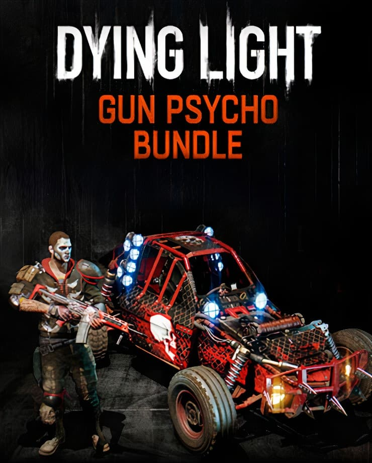 Dying Light – Gun Psycho Bundle