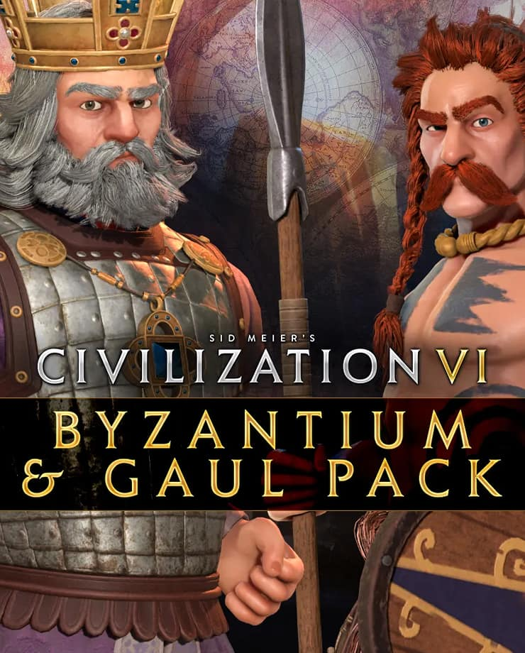 Sid Meier's Civilization VI – Byzantium and Gaul Pack
