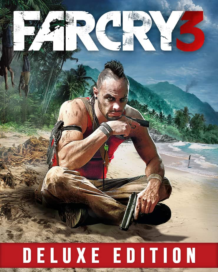 Far Cry 3 – Deluxe Edition