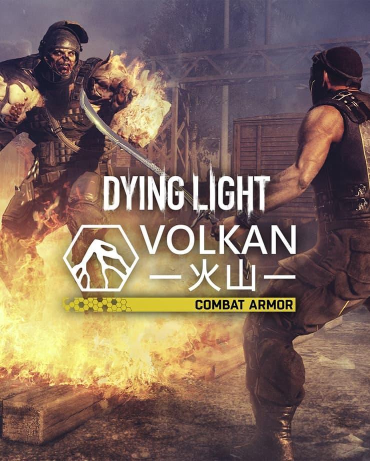 Dying Light – Volkan Combat Armor