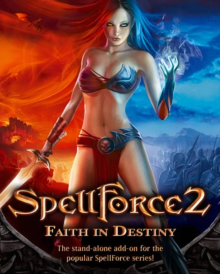 SpellForce 2 – Faith in Destiny