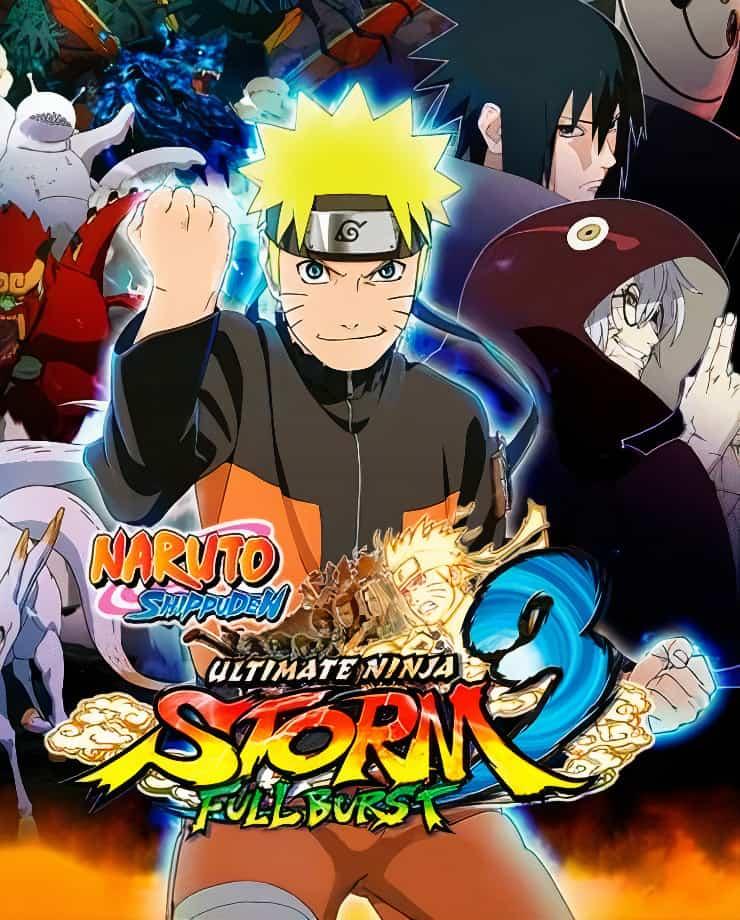 NARUTO SHIPPUDEN: Ultimate Ninja STORM 3 HD