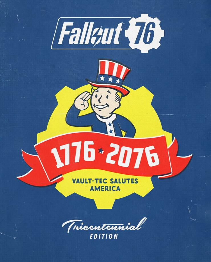 Fallout 76 – Tricentennial Edition (Bethesda)