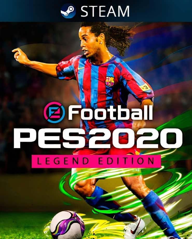 eFootball PES 2020 – Legend Edition