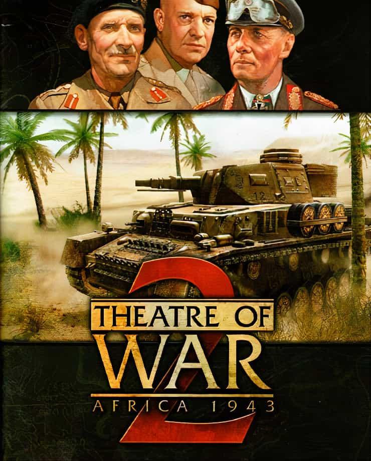Theatre Of War 2 – Africa 1943