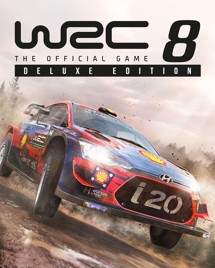 WRC 8 – Deluxe Edition