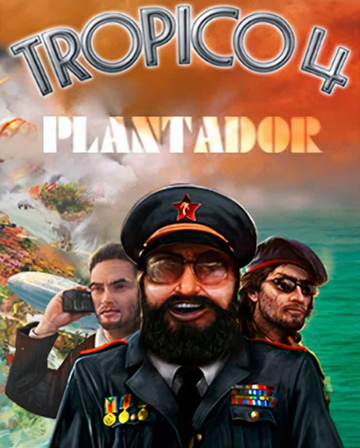 Tropico 4 – Plantador