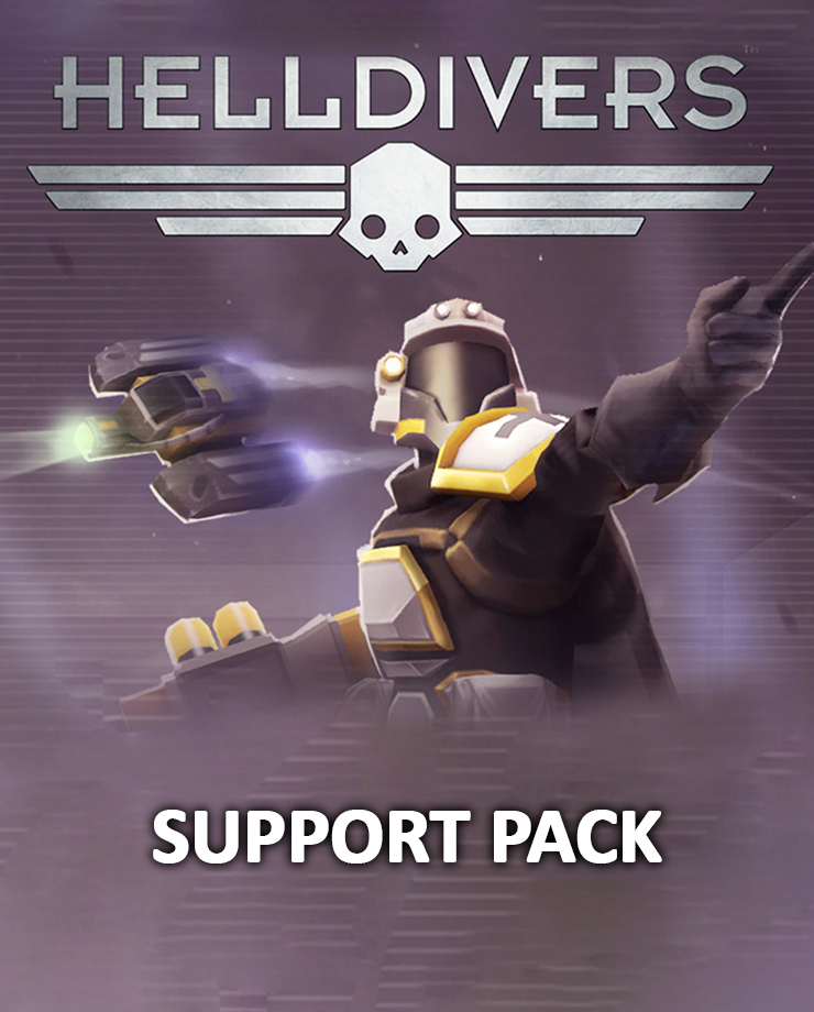 HELLDIVERS - Support Pack