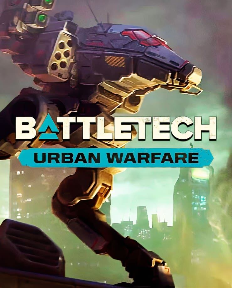 BATTLETECH – Urban Warfare