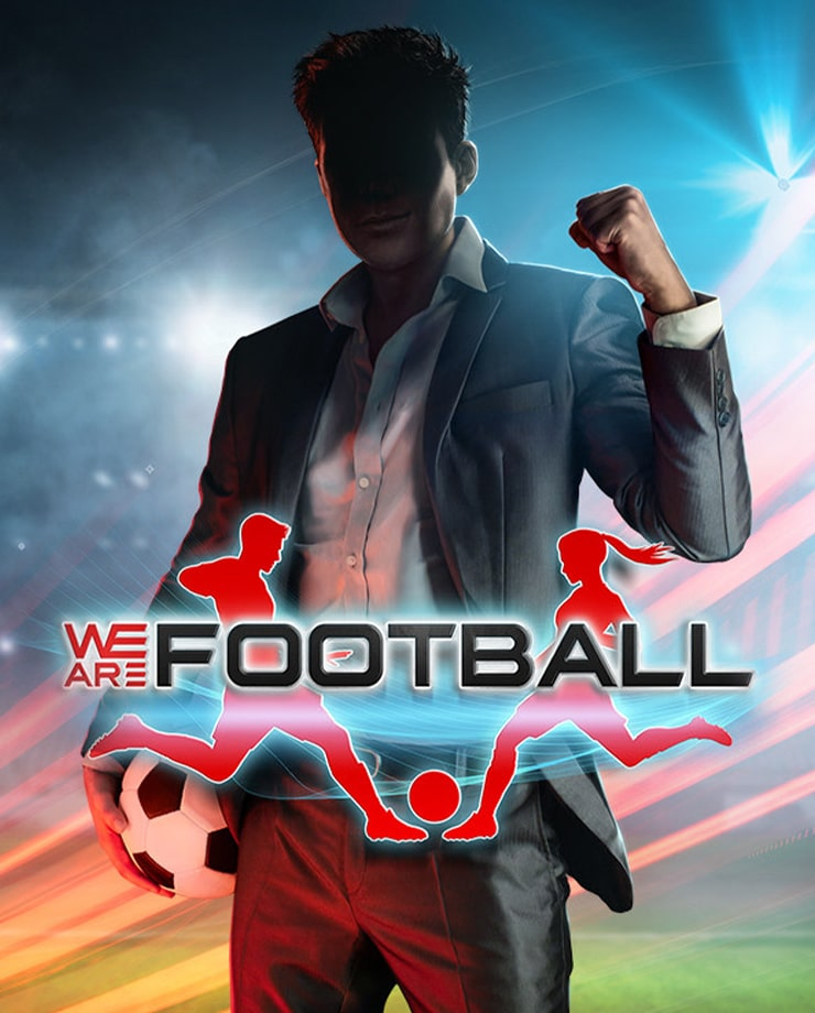 WE ARE FOOTBALL