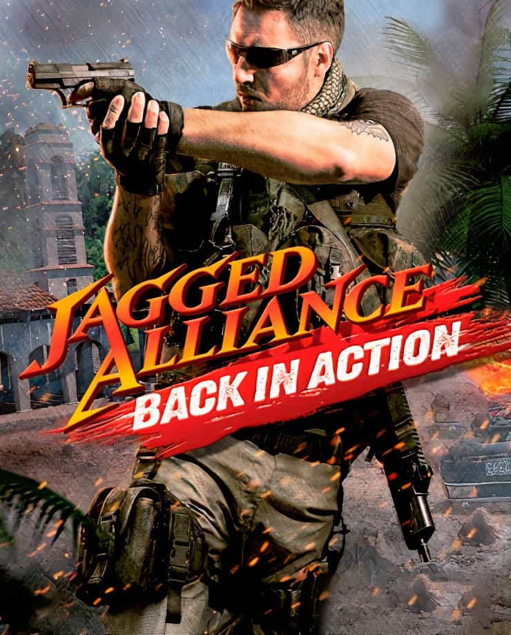 Jagged Alliance – Back in Action