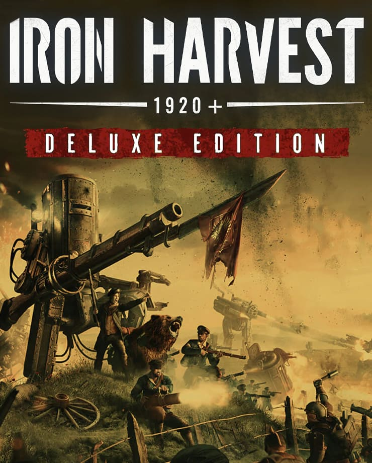 Iron Harvest – Deluxe Edition