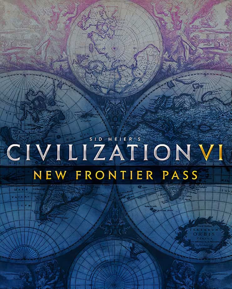 Sid Meier's Civilization VI – New Frontier Pass