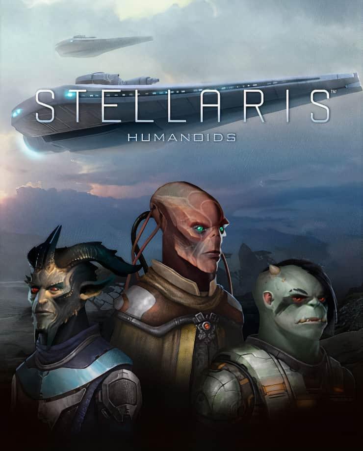 Stellaris – Humanoids Species Pack