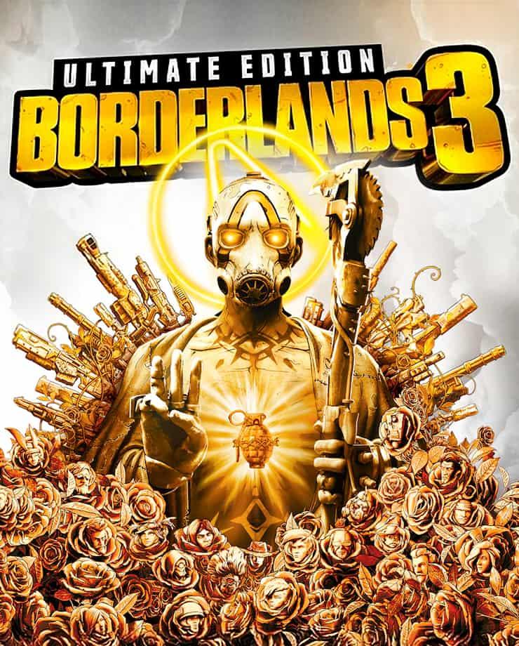 Borderlands 3 – Ultimate Edition (Epic Games)