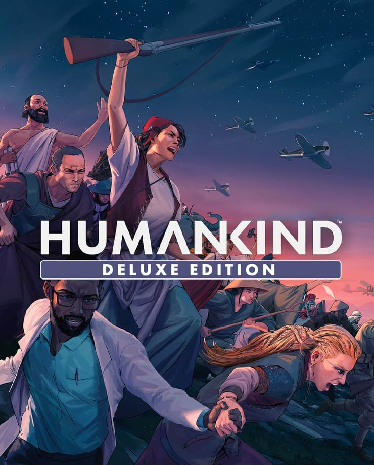 HUMANKIND – Deluxe Edition