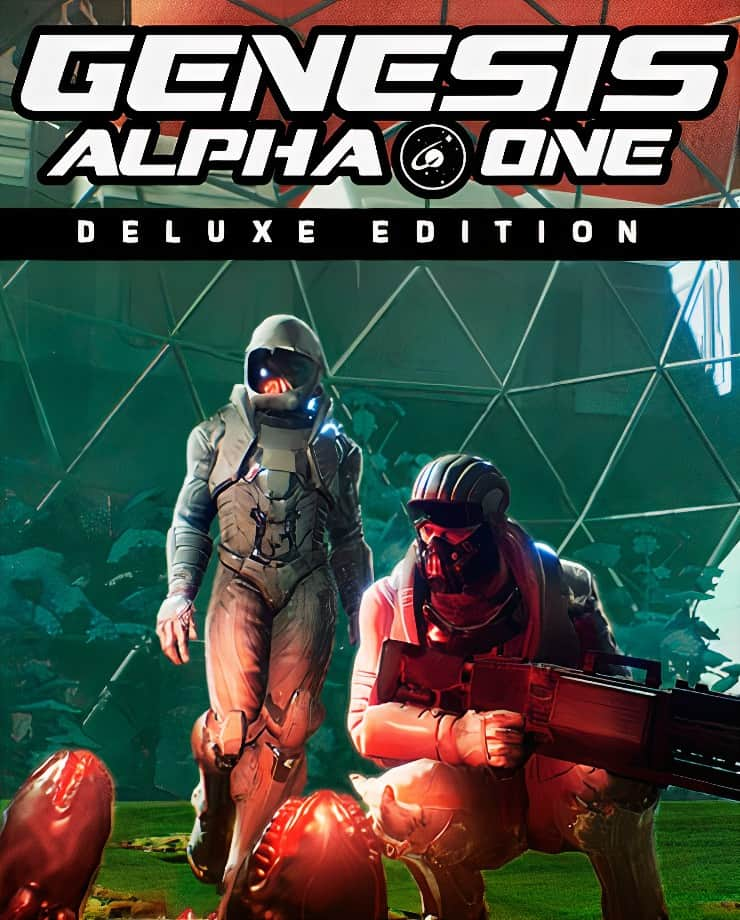 Genesis Alpha One – Deluxe Edition