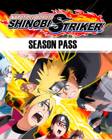NARUTO TO BORUTO: SHINOBI STRIKER – Season Pass