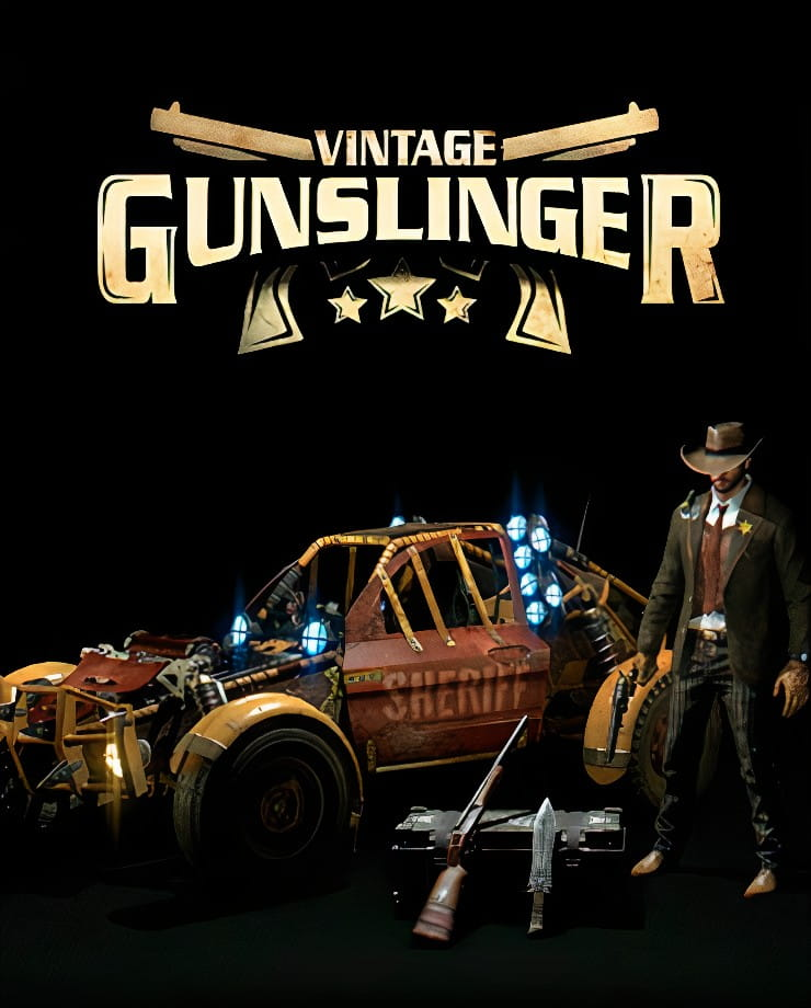 Dying Light – Vintage Gunslinger Bundle