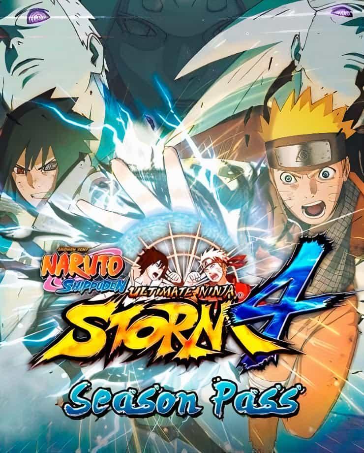 NARUTO SHIPPUDEN: Ultimate Ninja STORM 4 – Season Pass