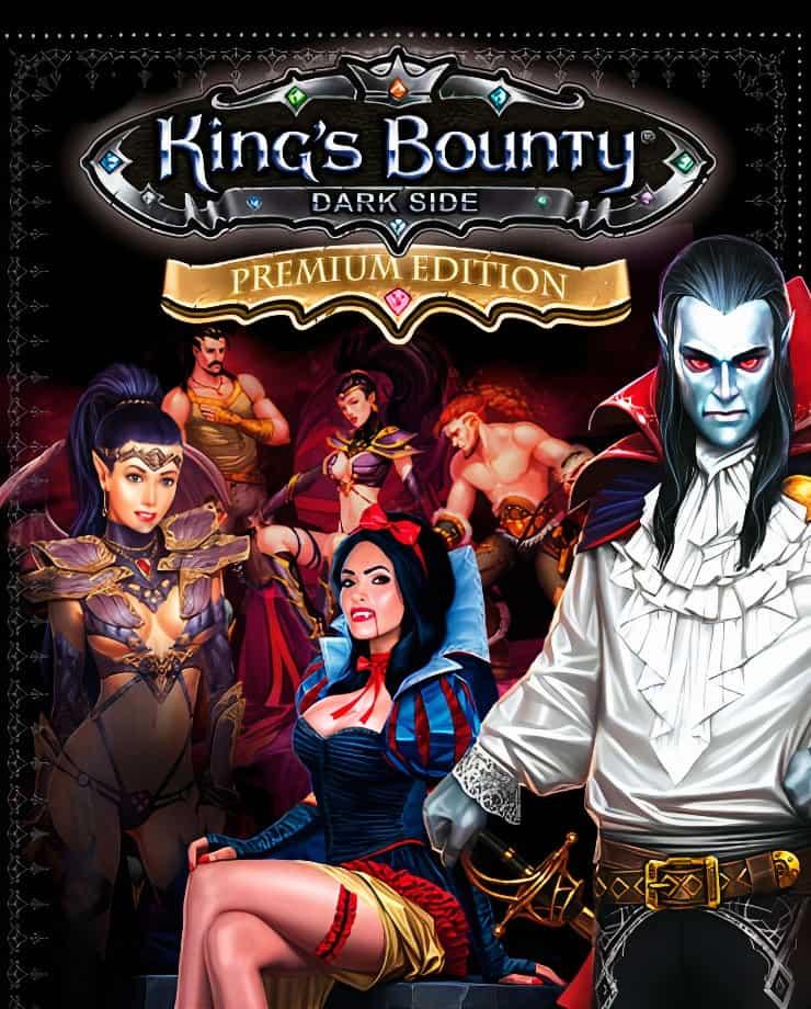 King's Bounty: Dark Side – Premium Edition