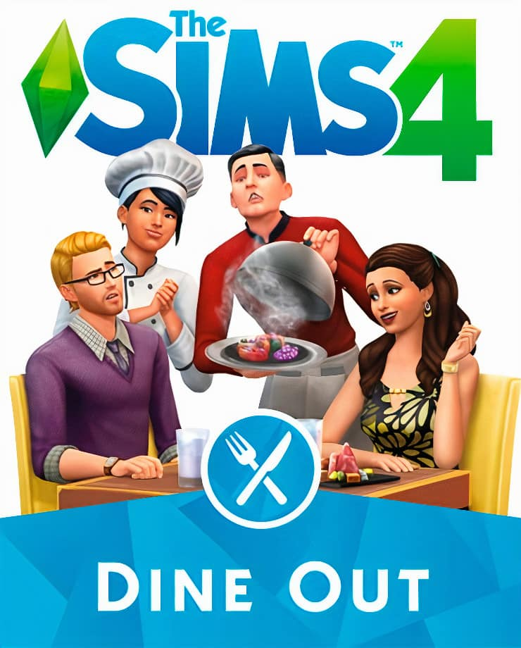 The Sims 4 – Dine Out
