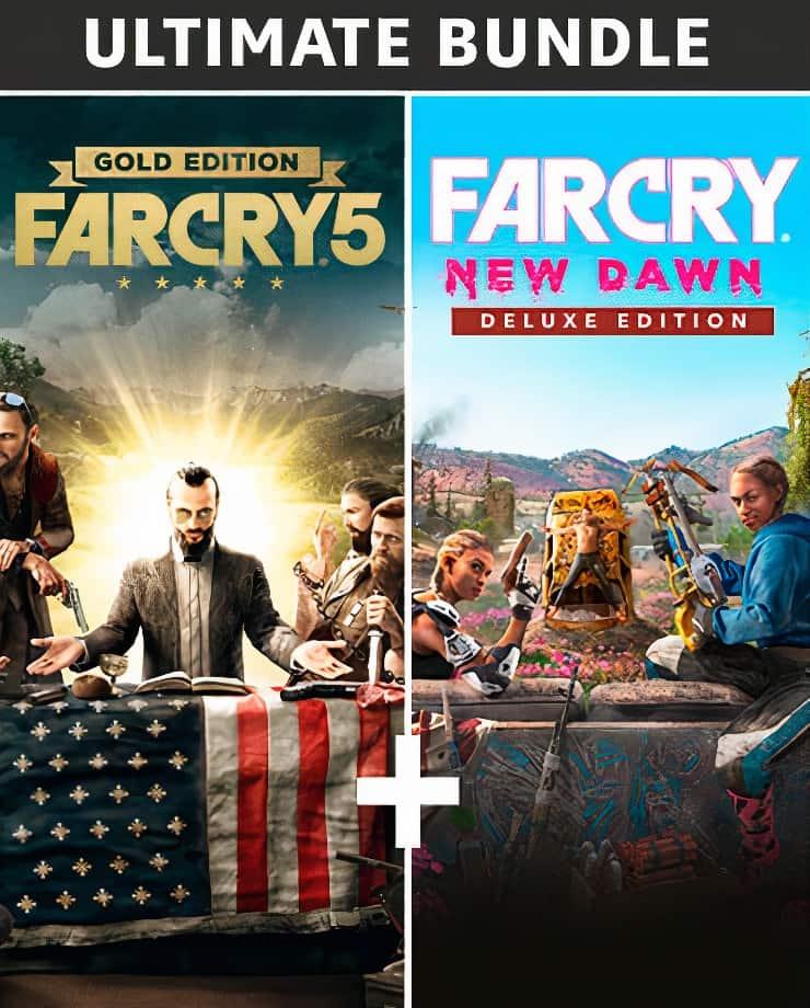 Far Cry New Dawn – Ultimate Bundle