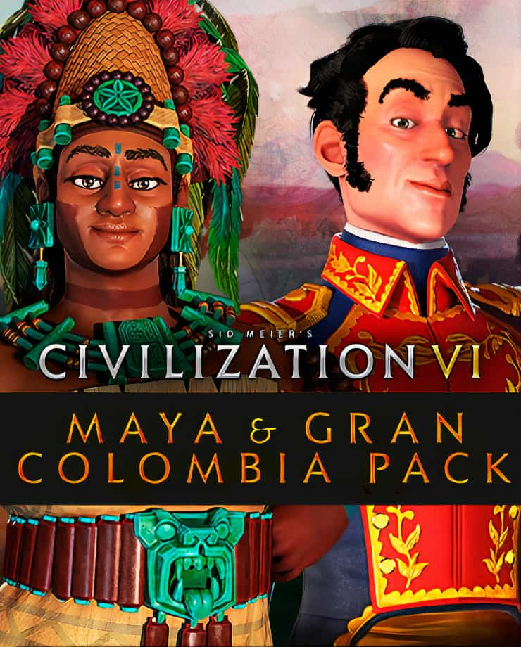 Sid Meier's Civilization VI – Maya and Gran Colombia Pack