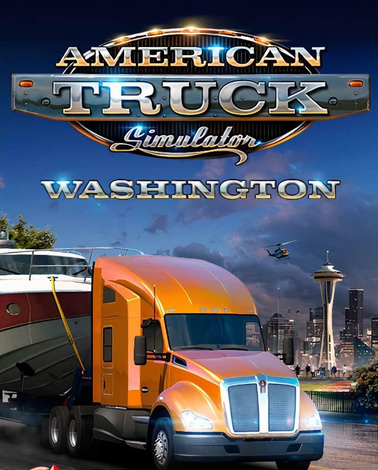 American Truck Simulator – Washington