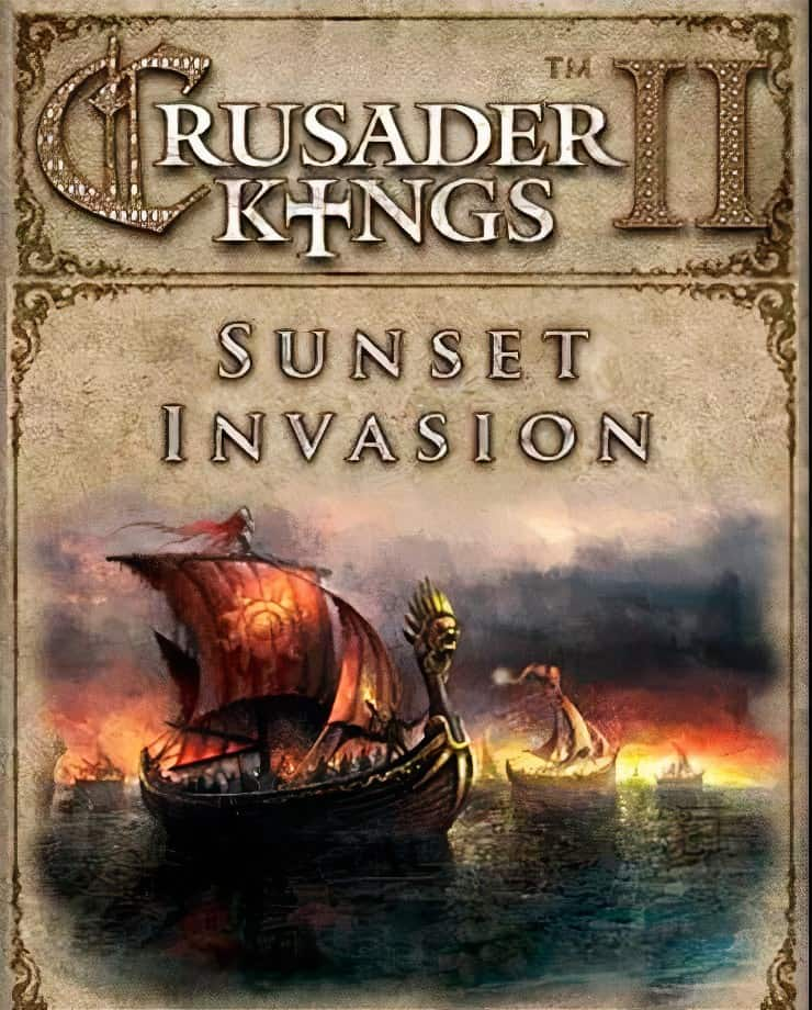 Crusader Kings II: Sunset Invasion – Expansion