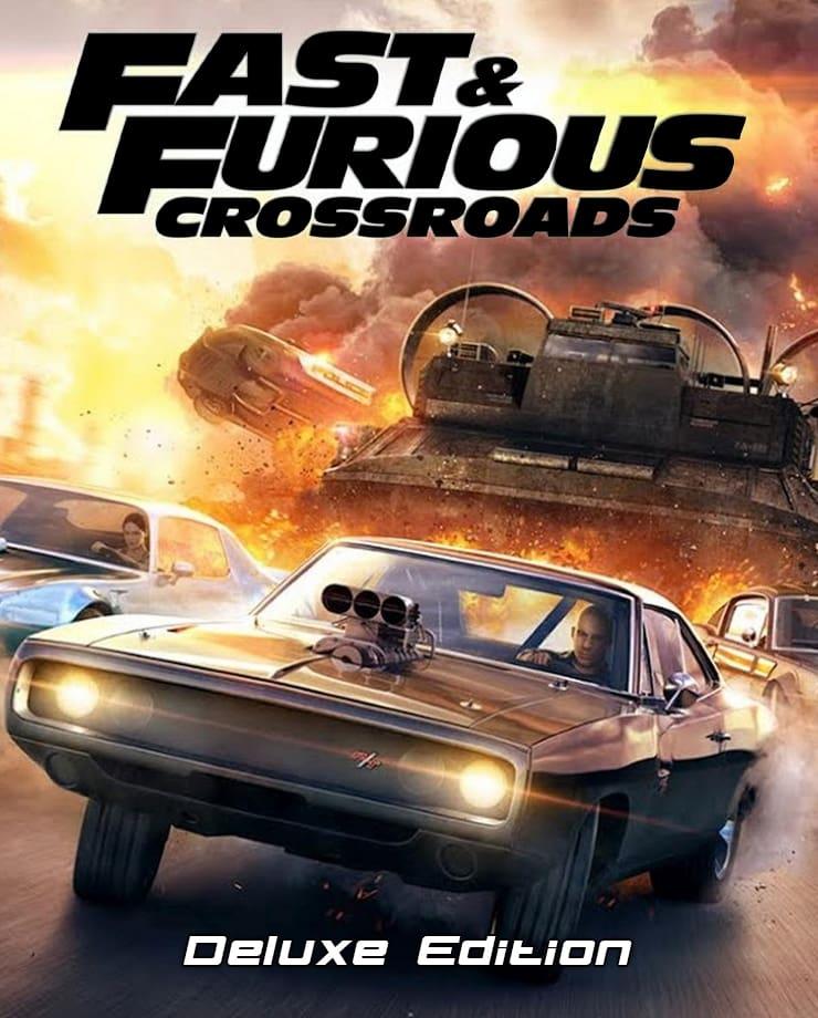 Купить Fast & Furious Crossroads – Deluxe Edition со скидкой на ПК